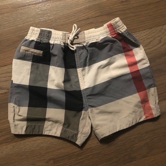 5bb34c7268302 Burberry Swim | Soldauthentic Baby Boys Trunks | Poshmark